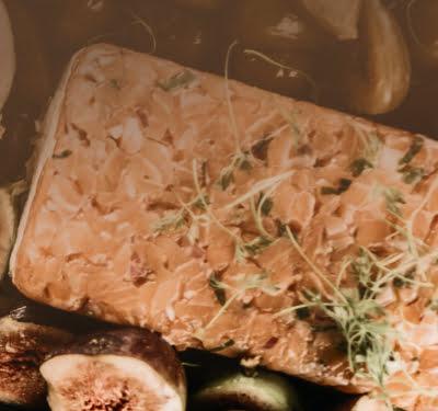 Summer Salmon Loaf