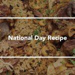 National Day Recipe Blog